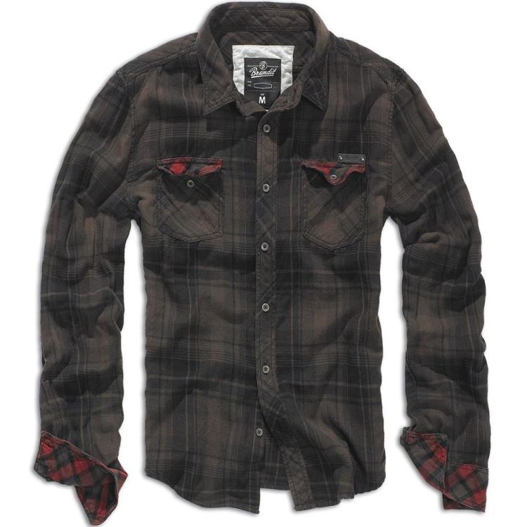 Men's shirt Checkshirt Duncan, Brandit