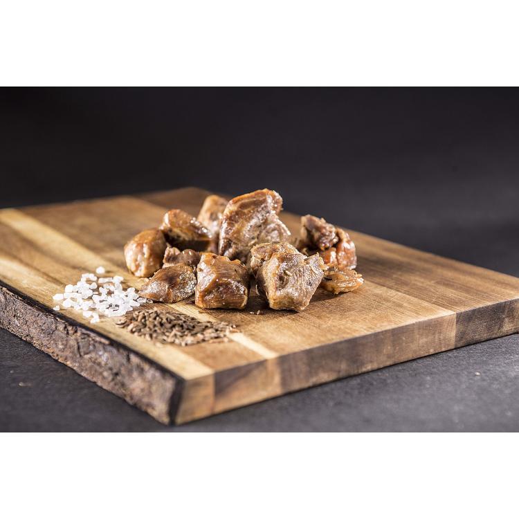100% Pork Meat with Cumin, Adventure Menu