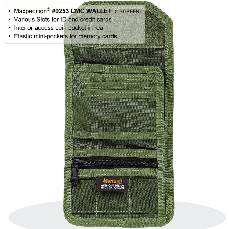 C.M.C.™ Wallet, Maxpedition