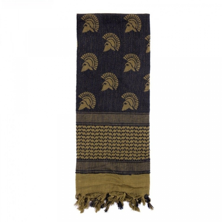 Spartan Shemagh Tactical Desert Scarf, Olive, Rothco