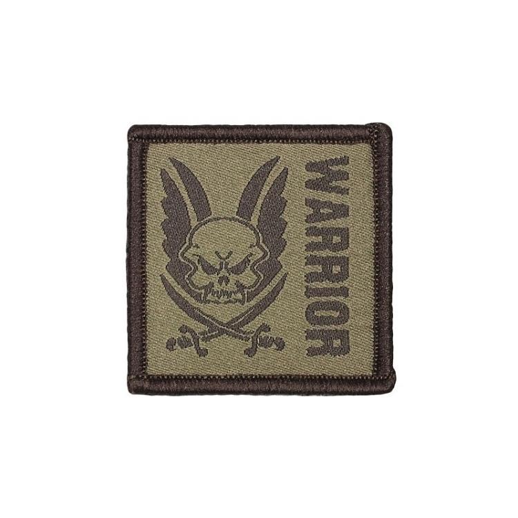 Warrior's classic Velcro Patch, Warrior