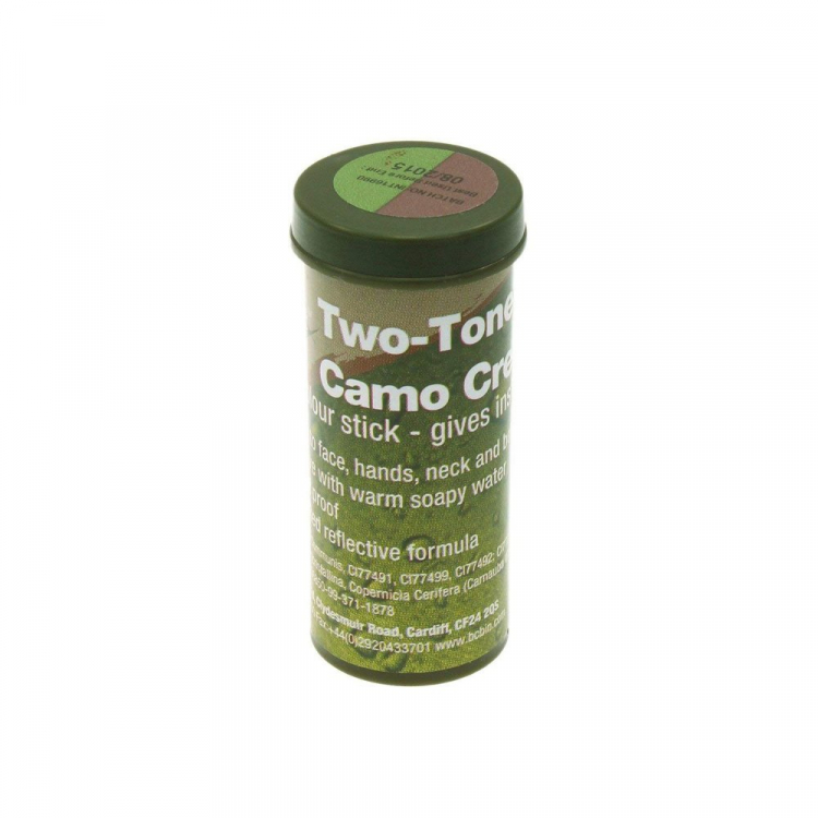 Camouflage colors Bushcraft 30 g - brown + green, BCB