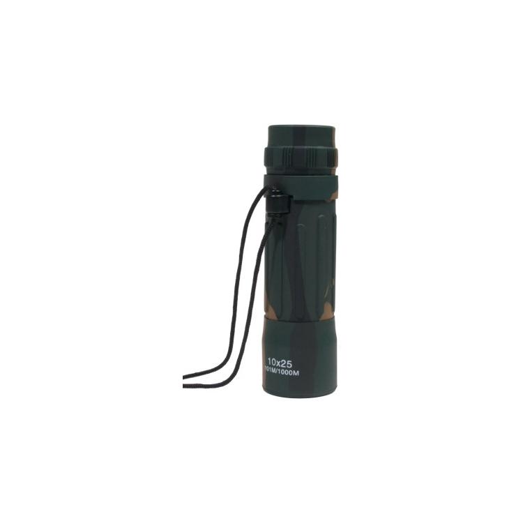 Binoculars - monocular, 10x25, US woodland, Mil-Tec