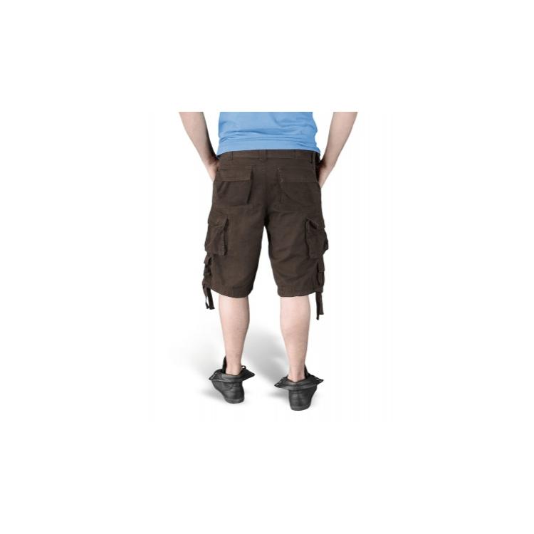 Division shorts, Surplus