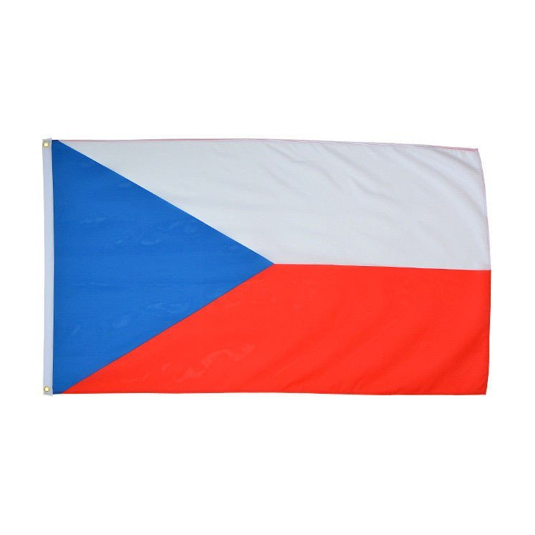 The flag of The Czech Republic, Mil-Tec