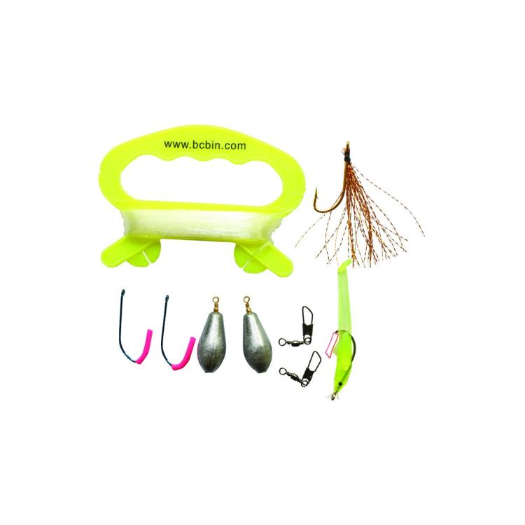 Liferaft fishing kit, BCB