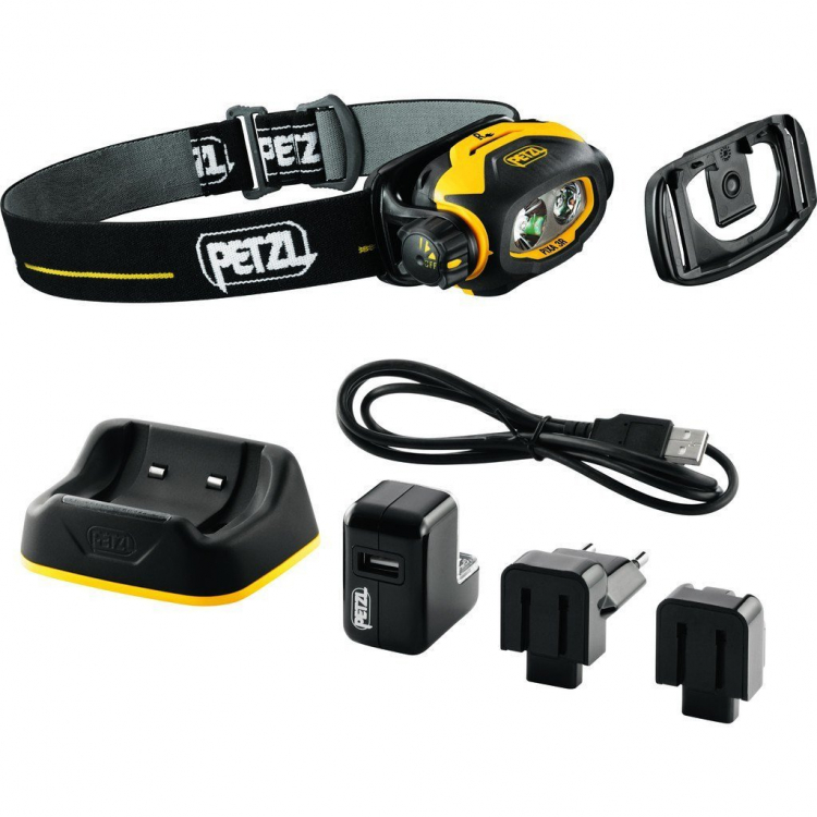 Headlamp Pixa 3R, Petzl