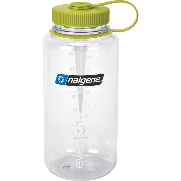 Wide Mouth Bottle Everyday, 32oz, Nalgene