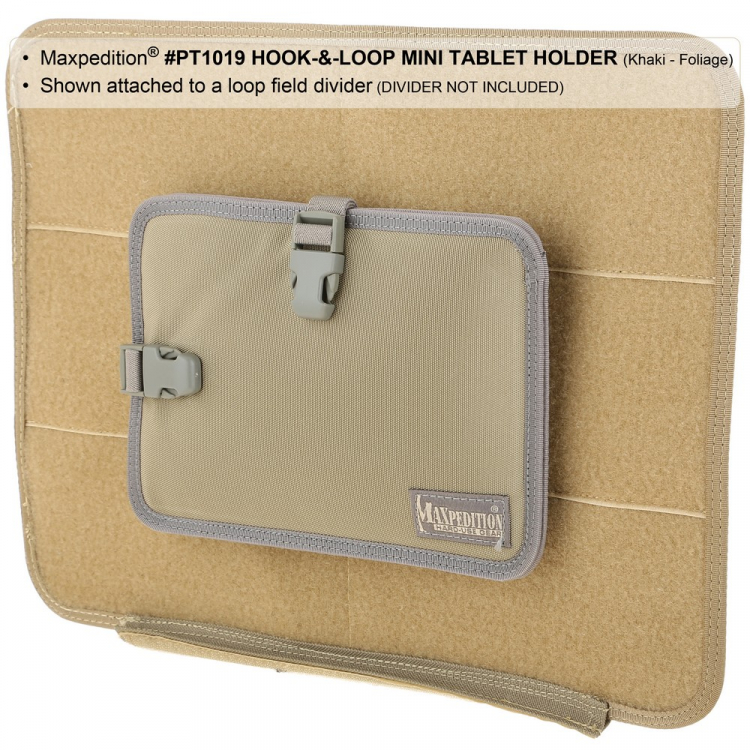Hook & Loop Mini Tablet Holder, Maxpedition