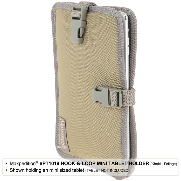 Hook & Loop Mini Tablet Holder, Maxpedition