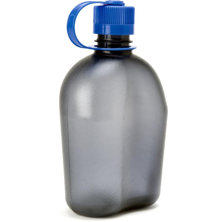 Nalgene Oasis bottle, 1 L, gray