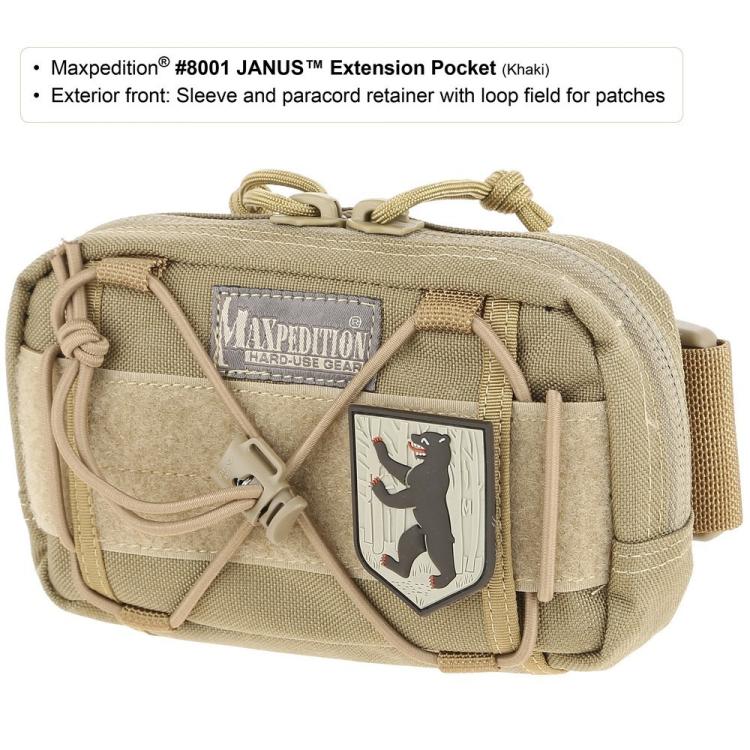 Janus Extension Pocket, Maxpedition