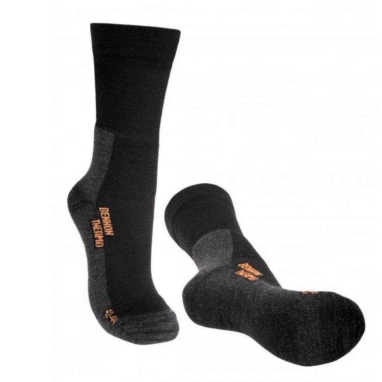 Vysoké ponožky Bennon Trek Merino - Ponožky Bennon Trek Merino