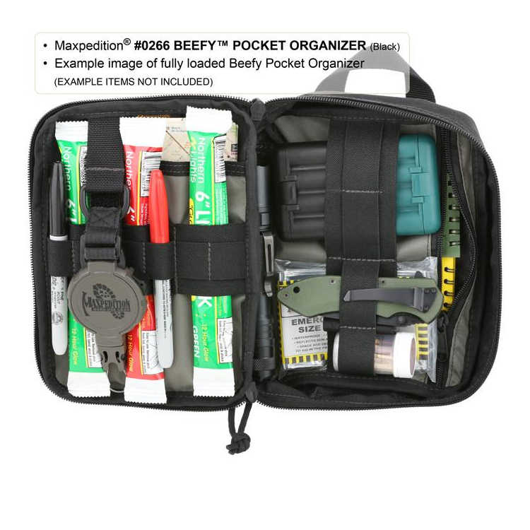 Beefy™ Pocket Organizer, Maxpedition
