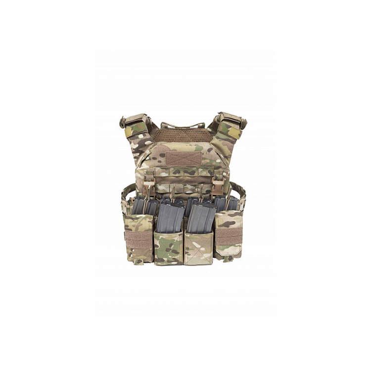 Recon Plate Carrier MK1 + Chest Rig Pathfinder, Warrior