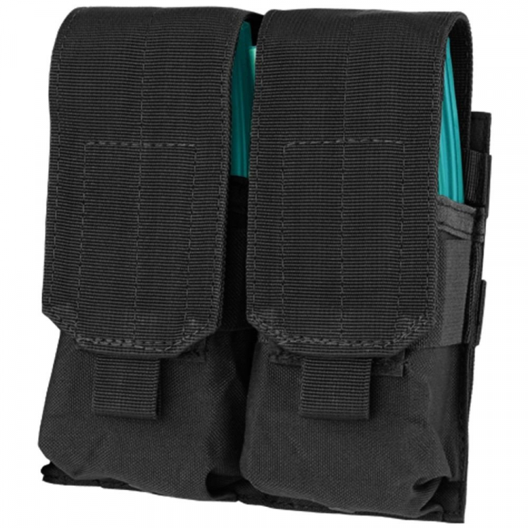 MOLLE pouch for 4x Mag M4/M16, Condor