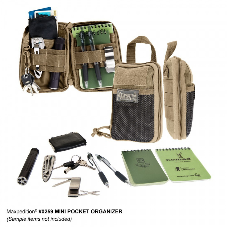 Mini Pocket Organizer, Maxpedition