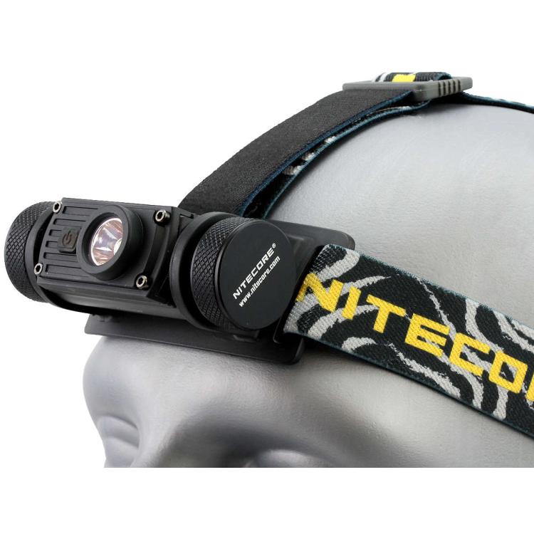 Headlamp HC60, NiteCore