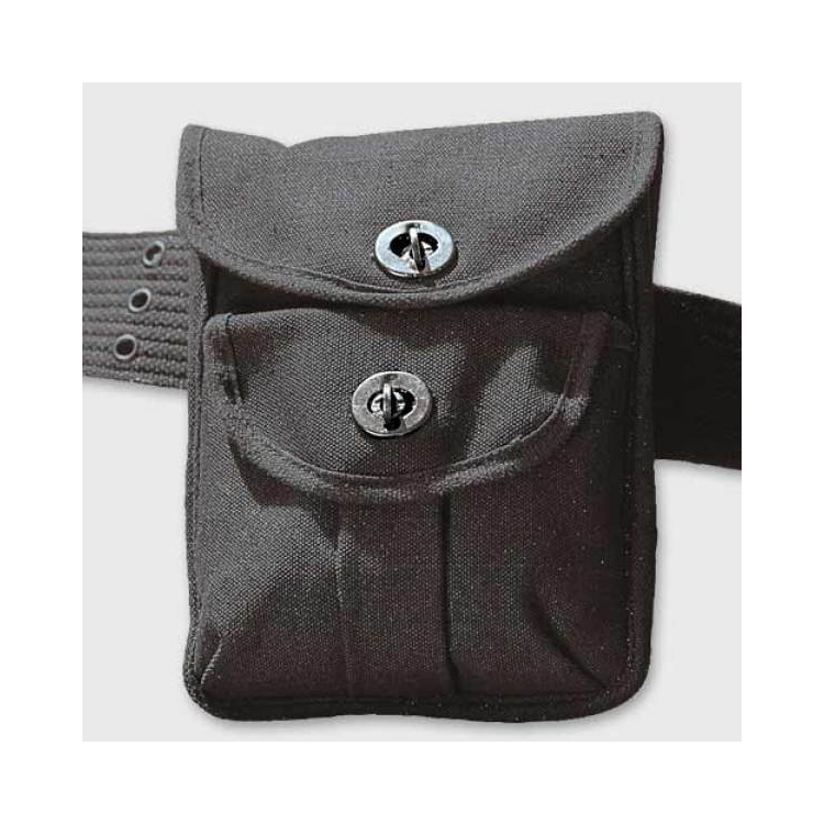 Ranger belt pocket, black, Mil-Tec
