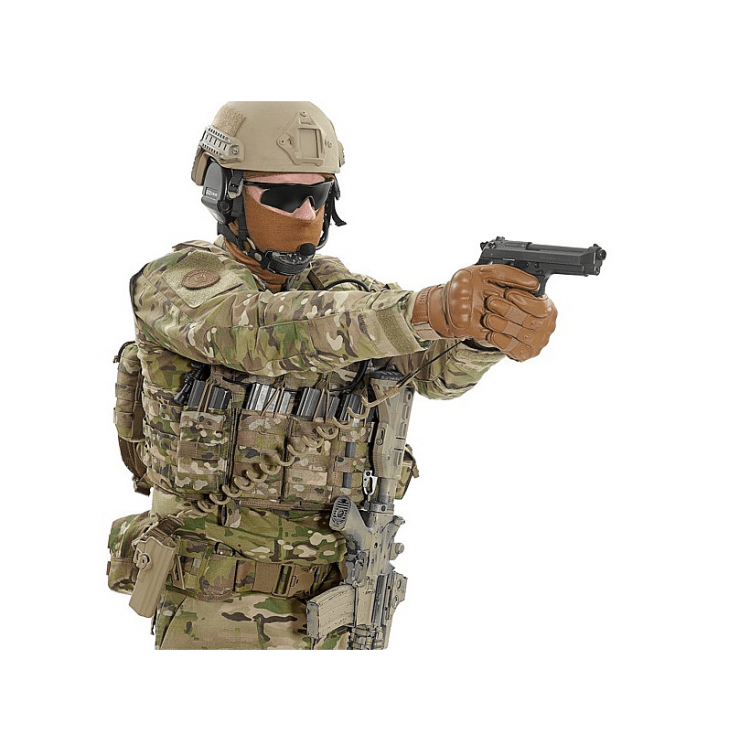 Tactical Pistol Lanyard, Warrior