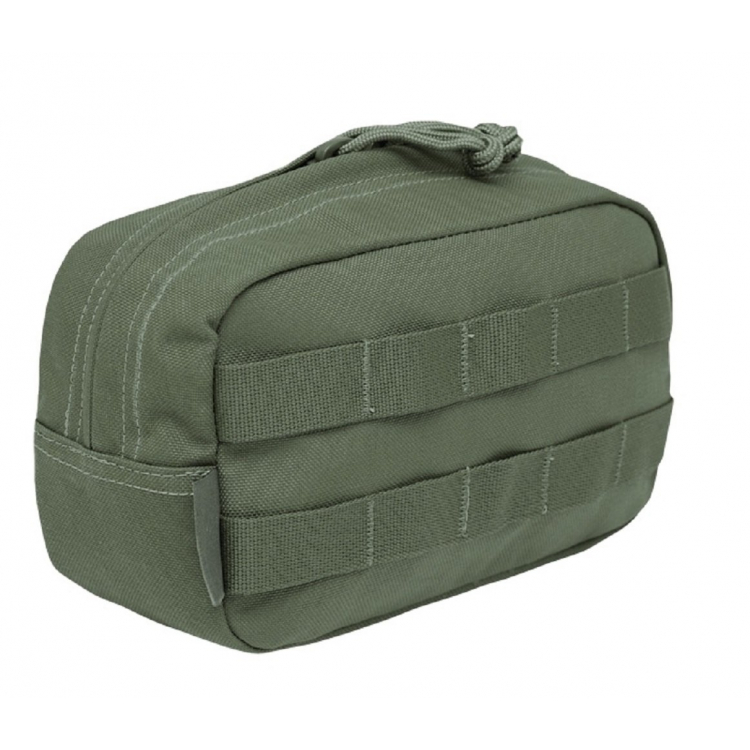 Medium Horizontal MOLLE Pouch, Warrior