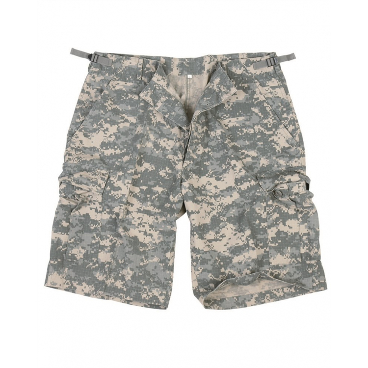 U.S. Shorts Army, Prewashed, Rip-Stop, Mil-Tec