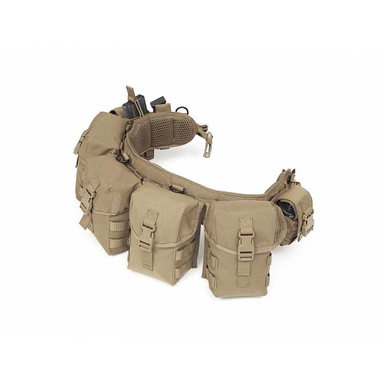 Enhanced Patrol Belt PLB, Warrior