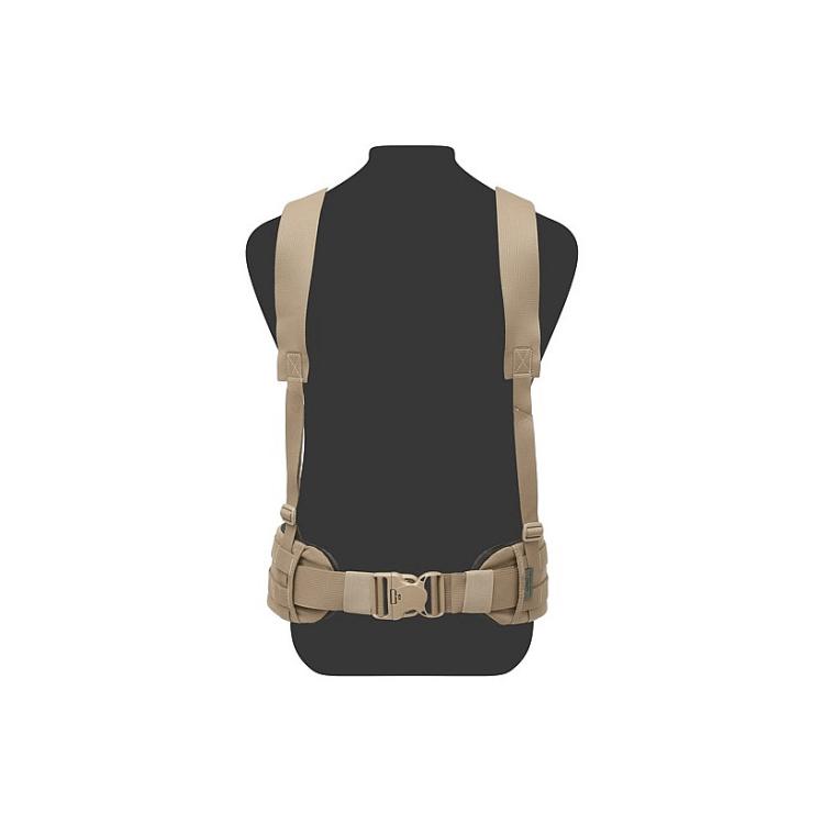 Enhanced Patrol Belt PLB, Warrior