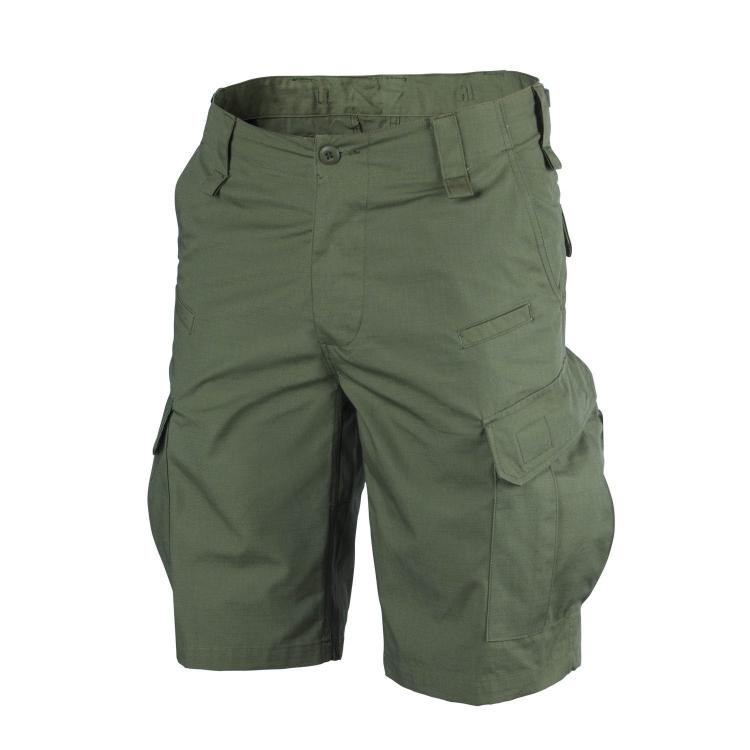 CPU® Shorts - PolyCotton Ripstop, Helikon