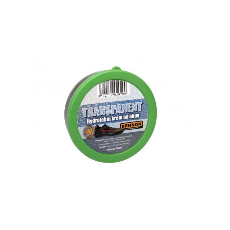 Transparentní hydrofobní krém, 70 ml, Bennon