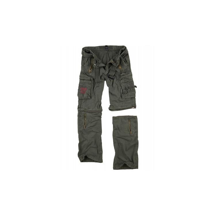 Pants Royal Outback, Surplus