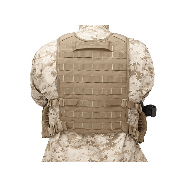 Assaulters Back Panel for Warrior Elite Ops Chest Rig, Warrior