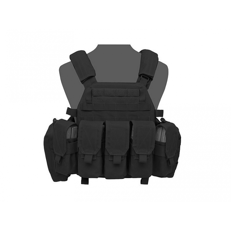 Plate Carrier DCS Elite Ops, Warrior