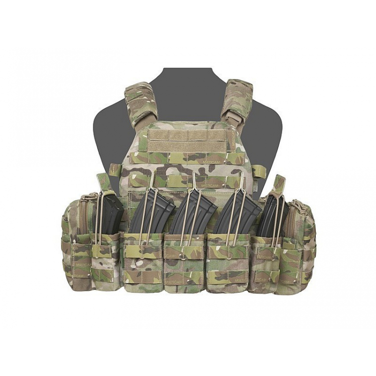 Plate Carrier DCS Elite Ops, Warrior