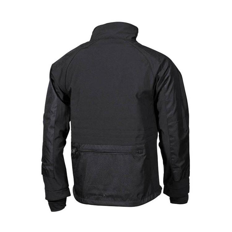 Softshell Jacket Protect, Black, MFH