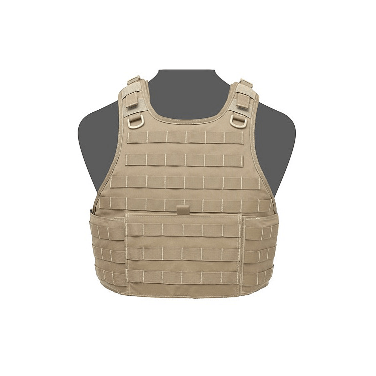 Ricas Compact Elite Ops Plate Carrier, Warrior