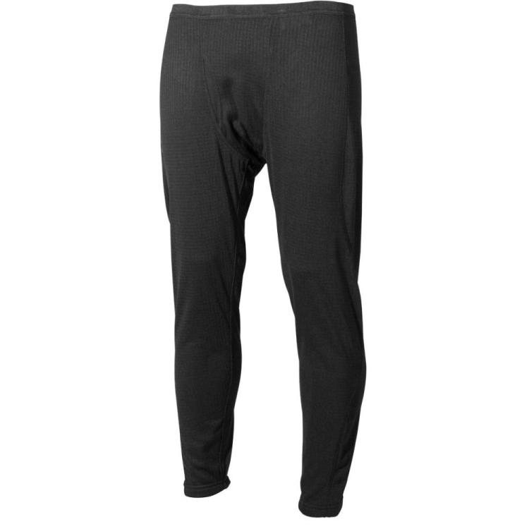 Thermal Underwear, 2nd layer ECWCS, Gen III, black, MFH
