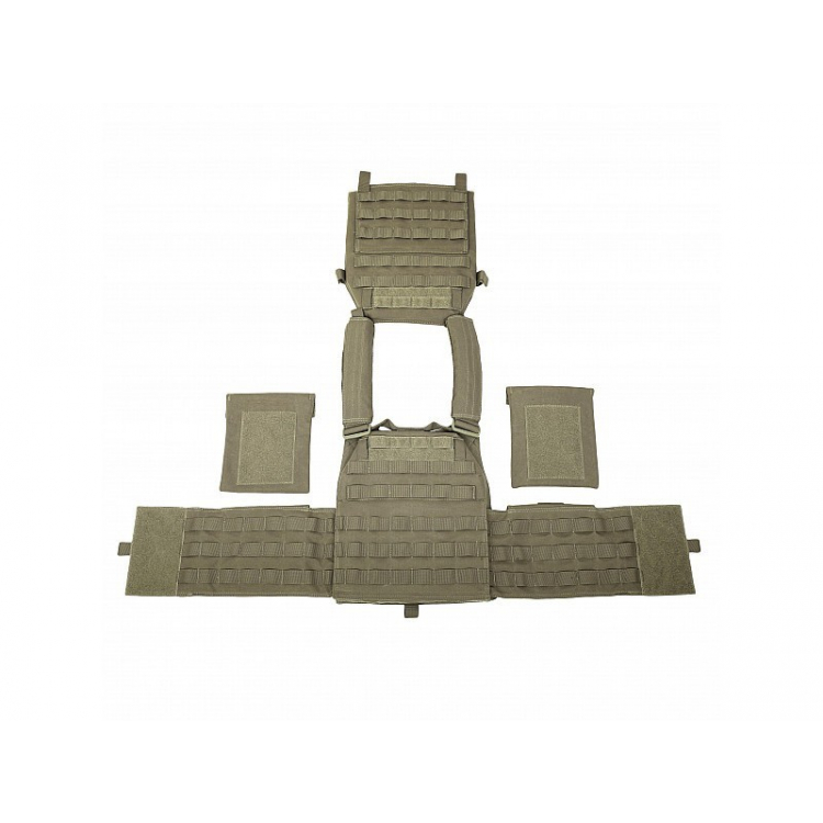 Base Plate Carrier DCS Elite Ops, Warrior