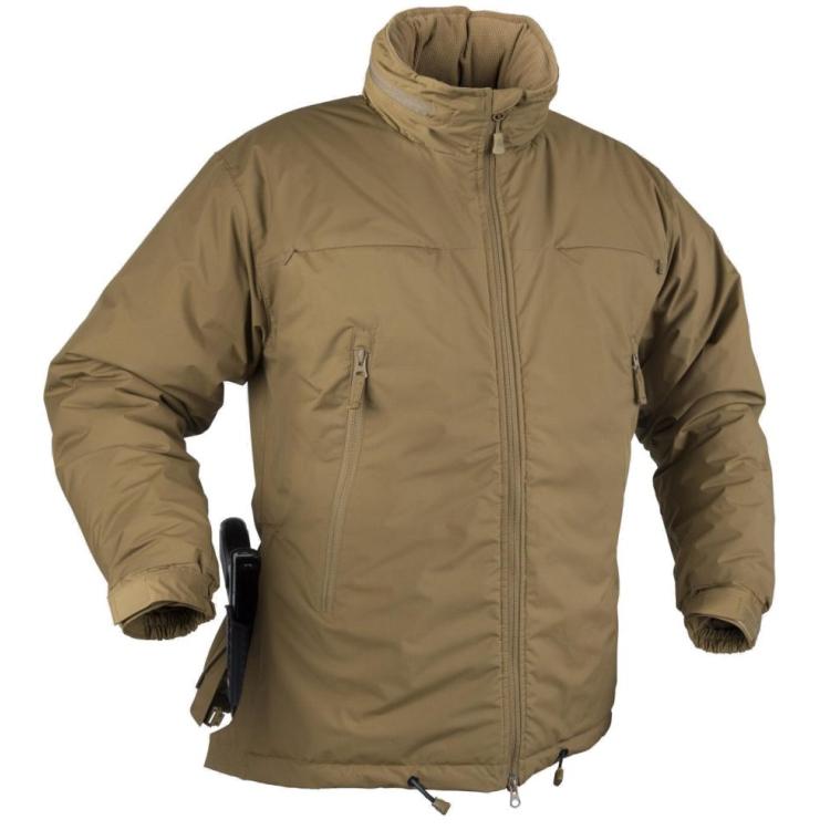 Husky Tactical Winter Jacket - Climashield® Apex, Helikon