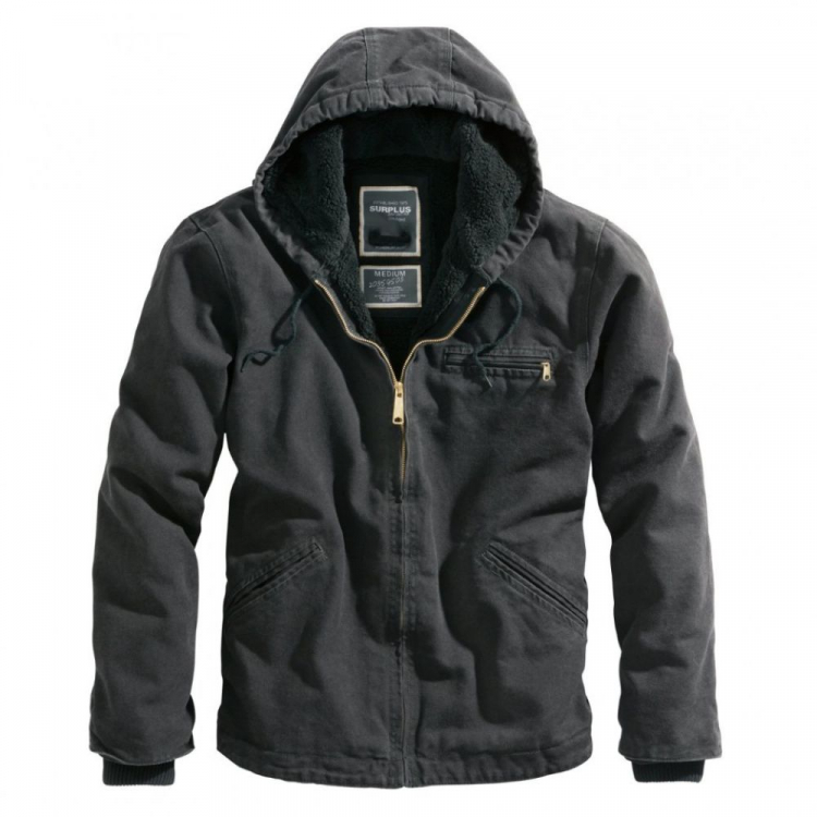 Stonesbury jacket, Surplus
