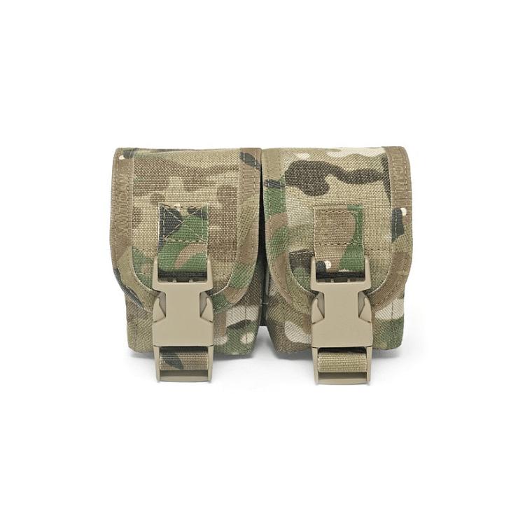 Double Frag Grenade Pouch Gen.1, Warrior