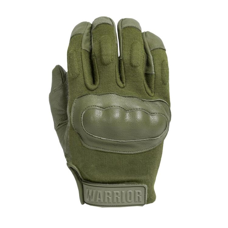 Enforcer Hard Knuckle Gloves, Nomex, Warrior