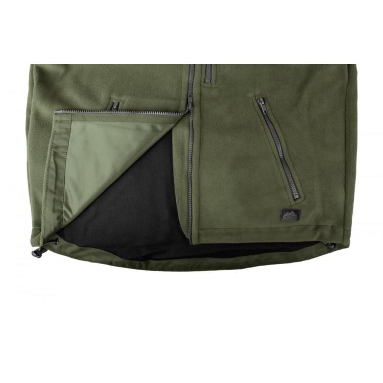 Classic Army Jacket - Fleece, Helikon