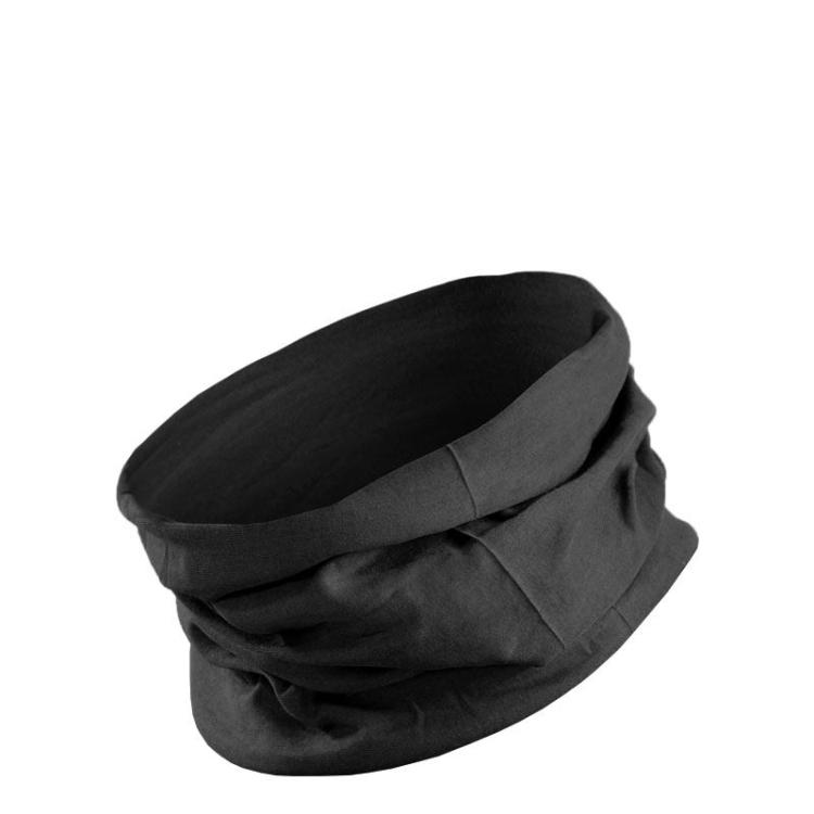 Multifunkční šátek, černý, Mil-Tec - Multifunkční Šátek Mil-tec, černý