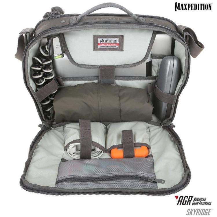 Skyridge™ Tech Messenger Bag, 12,5 L, Maxpedition