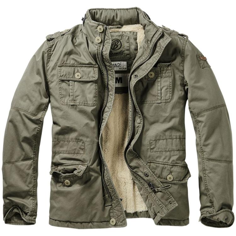 Men's winter jacket Britannia, Brandit
