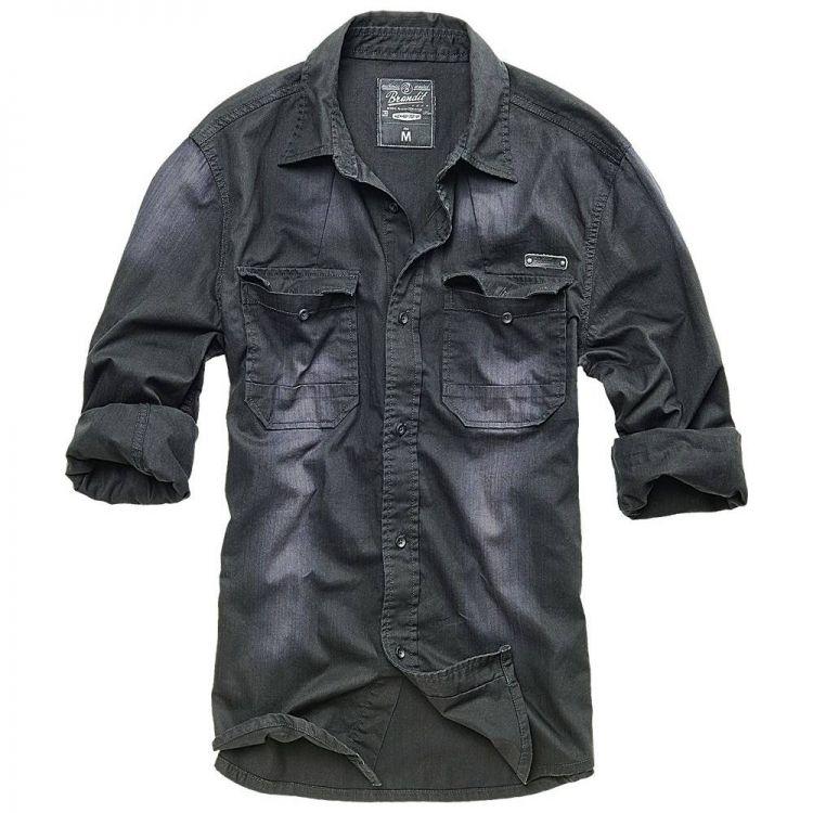 Denimshirt Hardee shirt, Brandit