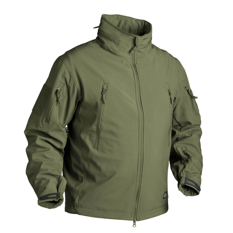 Softshell bunda Gunfighter, Helikon - Softshell bunda Helikon Gunfighter